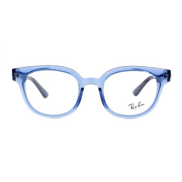 Leesbril Ray-Ban RB4323V 5941 51 transparant blauw-2-LUX1200