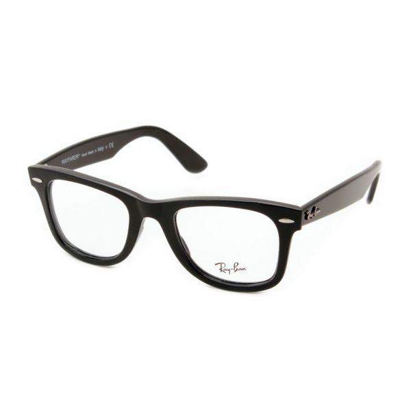 Leesbril Ray-Ban Wayfarer RX4340v-2000-50 zwart-1-LUX1181