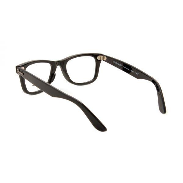 Leesbril Ray-Ban Wayfarer RX4340v-2000-50 zwart-3-LUX1181
