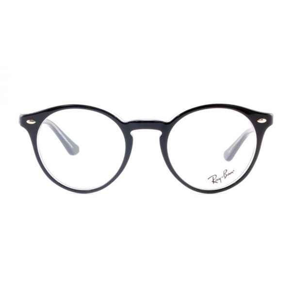 Leesbril Ray-Ban 0RX5376 2034 49 zwart transparant-2-LUX1192