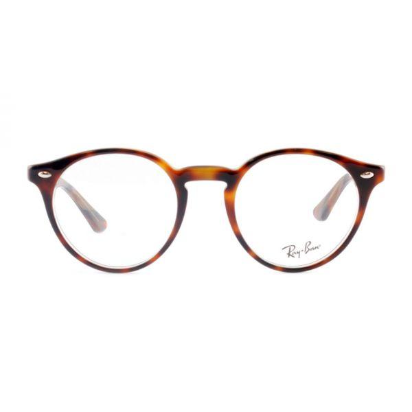 Leesbril Ray-Ban 0RX5376 5913 49 havanna bruin geel-2-LUX1194