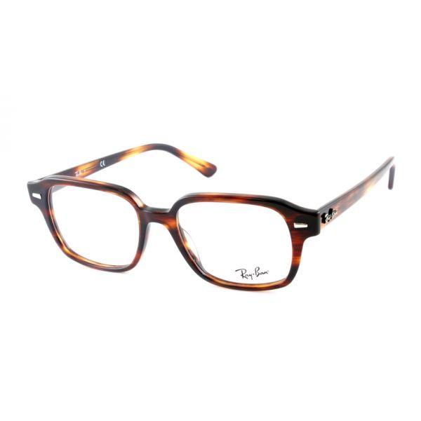 Leesbril Ray-Ban 0RX5382 2144 52 havanna rood-3-LUX1195
