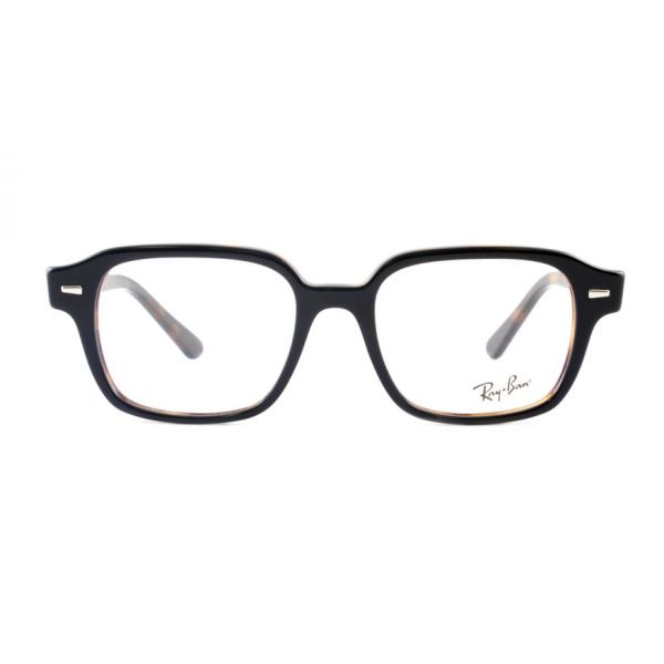 Leesbril Ray-Ban 0RX5382 5909 52 zwart havanna -2-LUX1196