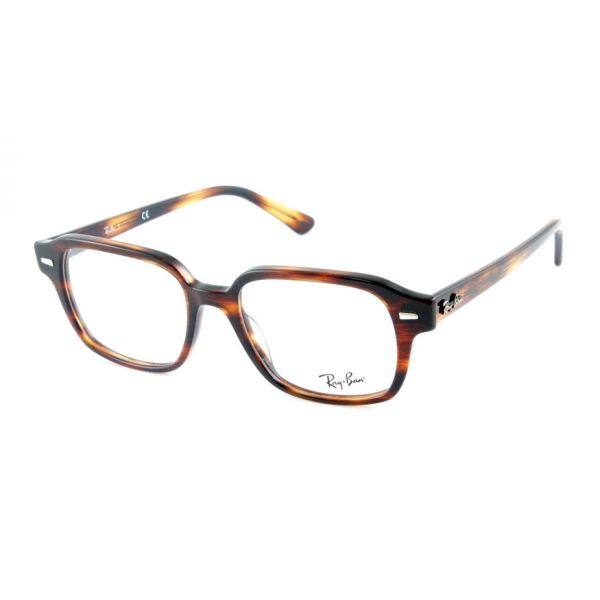 Leesbril Ray-Ban 0RX5383 2144 52 havanna rood-1-LUX1198