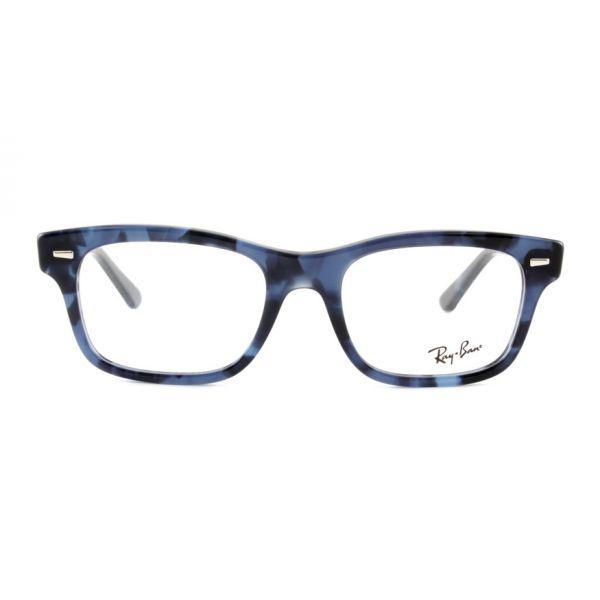 Leesbril Ray-Ban 0RX5383 5946 52 havanna donkerblauw-2-LUX1199