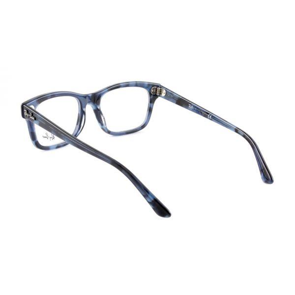 Leesbril Ray-Ban 0RX5383 5946 52 havanna donkerblauw-3-LUX1199
