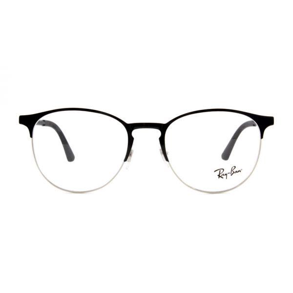 Leesbril Ray-Ban RX6375 2861 51 zwart/zilver-2-LUX1174