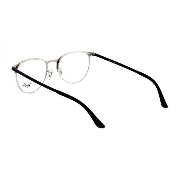 Leesbril Ray-Ban RX6375 2861 51 zwart/zilver-3-LUX1174