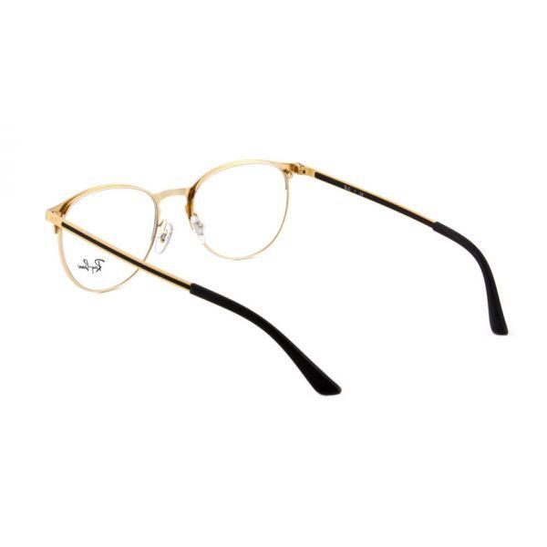 Leesbril Ray-Ban RX6375 2890 51 zwart/goud-1-LUX1175