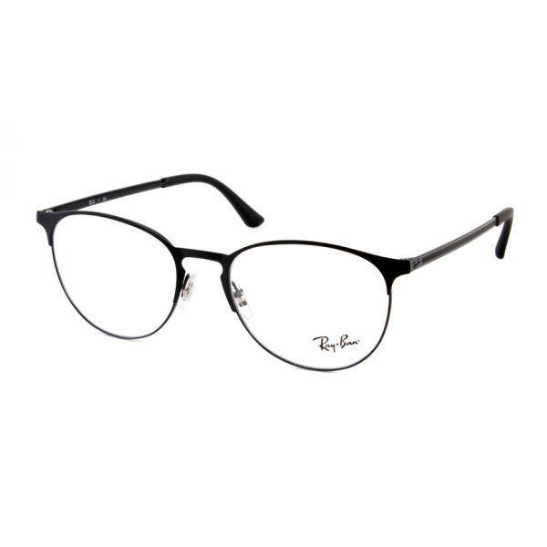 Leesbril Ray-Ban RX6375 2944 51 mat zwart-1-LUX1176