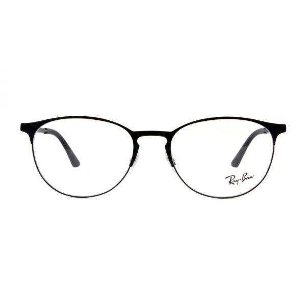 Leesbril Ray-Ban RX6375 2944 51 mat zwart-2-LUX1176