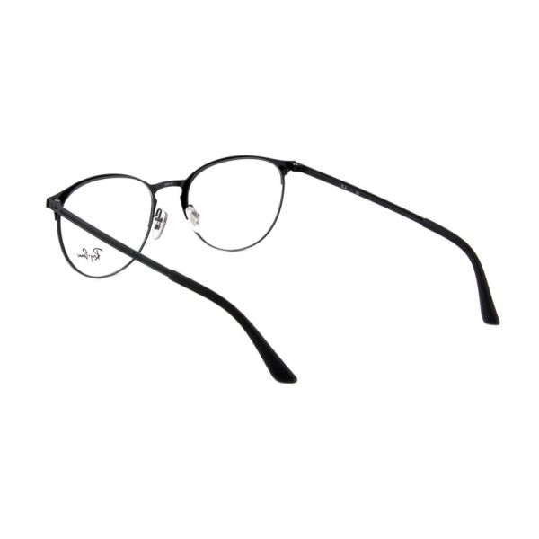 Leesbril Ray-Ban RX6375 2944 51 mat zwart-3-LUX1176