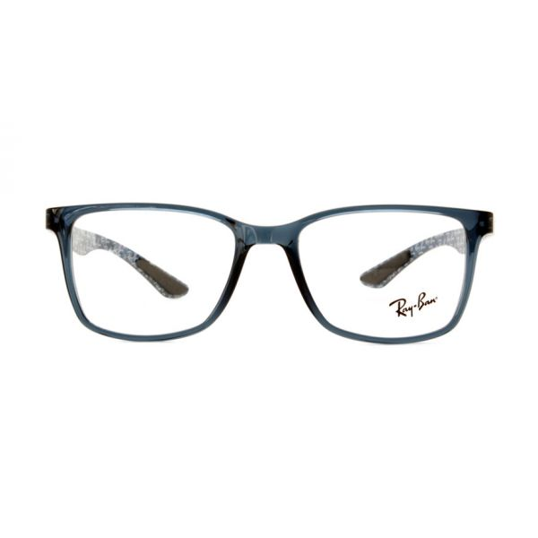 Leesbril Ray-Ban RX8905-5844-53 transparant blauw-2-LUX1182
