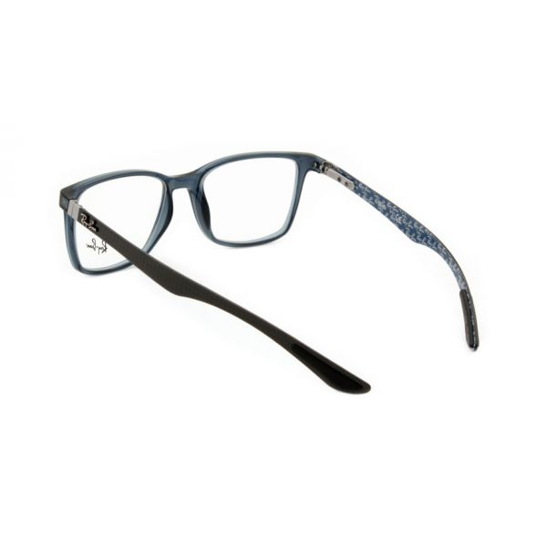Leesbril Ray-Ban RX8905-5844-53 transparant blauw-3-LUX1182