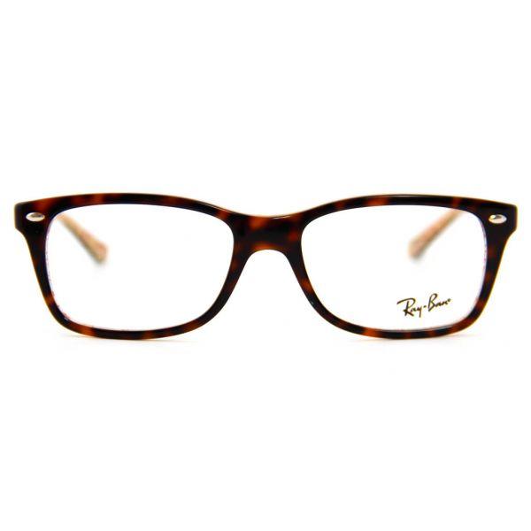 Leesbril Ray-Ban RX5228-5057-53 havanna/crème-2-LUX1075