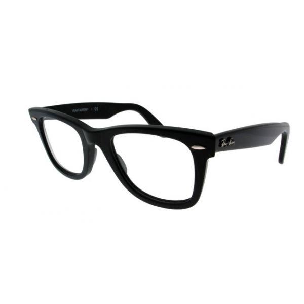 Leesbril Ray-Ban Wayfarer RX5121-2000-50 zwart-1-LUX1008