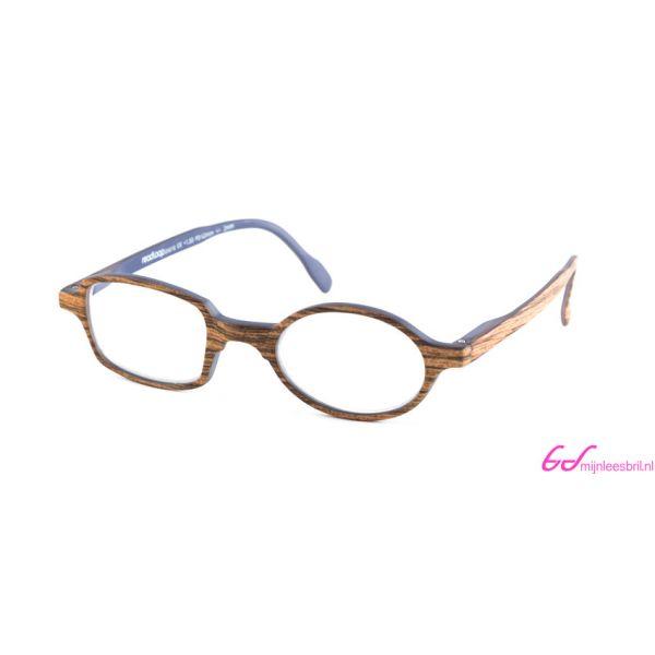 Leesbril Readloop Toukan-Hout grijs-+2.50-1-RDL1016250