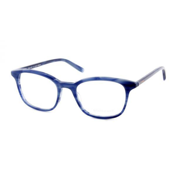 Leesbril State of Art 037 blauw-1-MOR1005