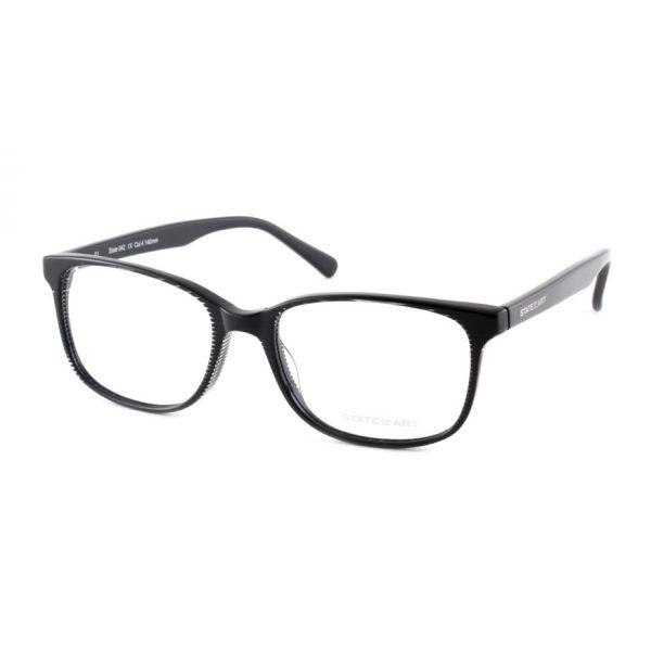 Leesbril State of Art 042 zwart -1-MOR1006