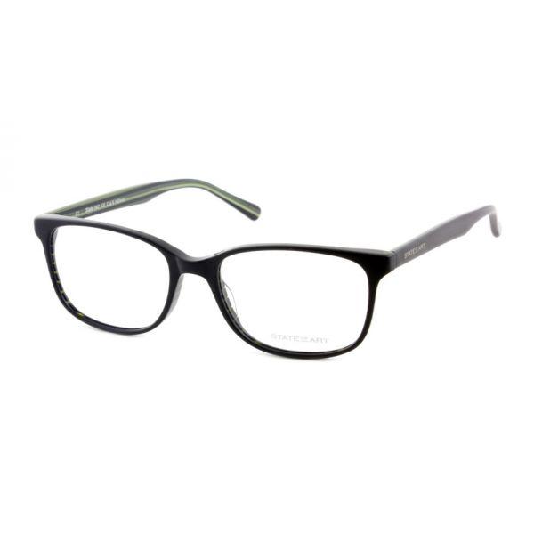 Leesbril State of Art 042 zwart / groen-1-MOR1007
