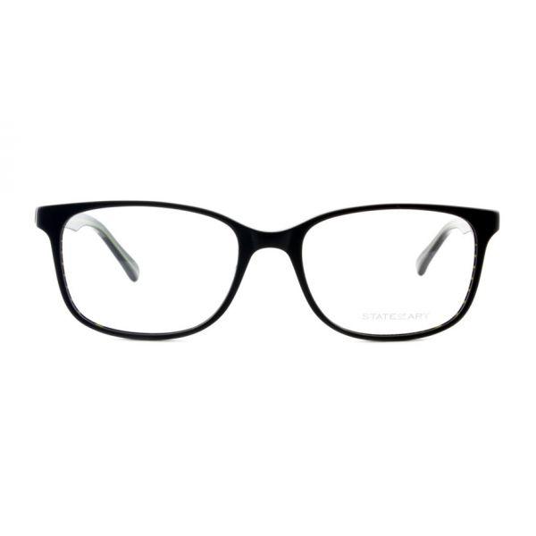 Leesbril State of Art 042 zwart / groen-2-MOR1007
