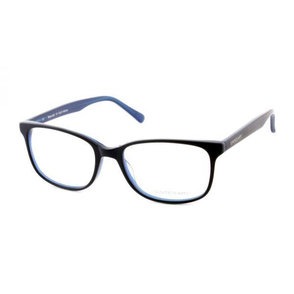 Leesbril State of Art 042 zwart / blauw-1-MOR1008