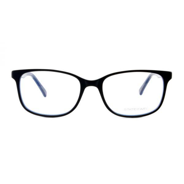 Leesbril State of Art 042 zwart / blauw-2-MOR1008