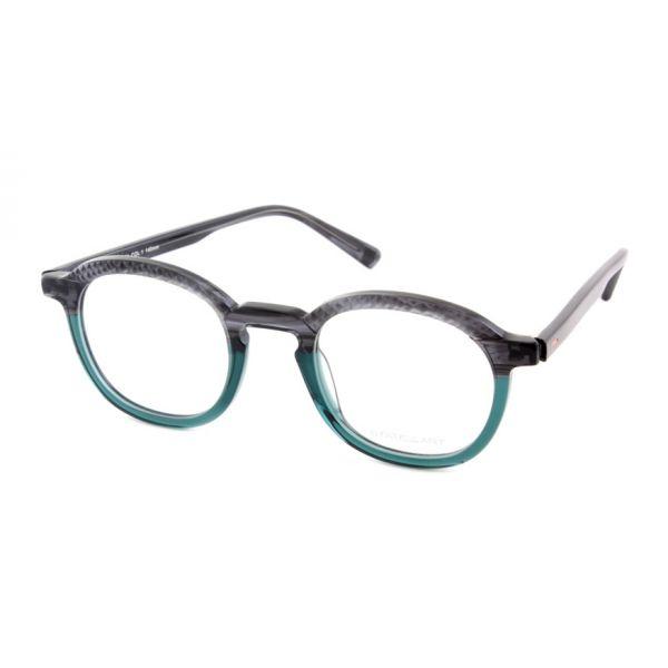Leesbril State of Art 074 zwart / turkoois-1-MOR1009