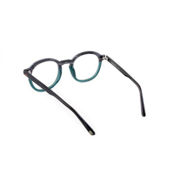 Leesbril State of Art 074 zwart / turkoois-3-MOR1009