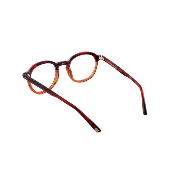 Leesbril State of Art 074 rood / bruin-3-MOR1010