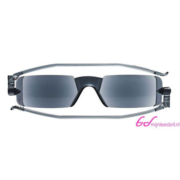 Leesbril Nannini compact opvouwbaar-Zwart-+2.50-1-ETU1007250