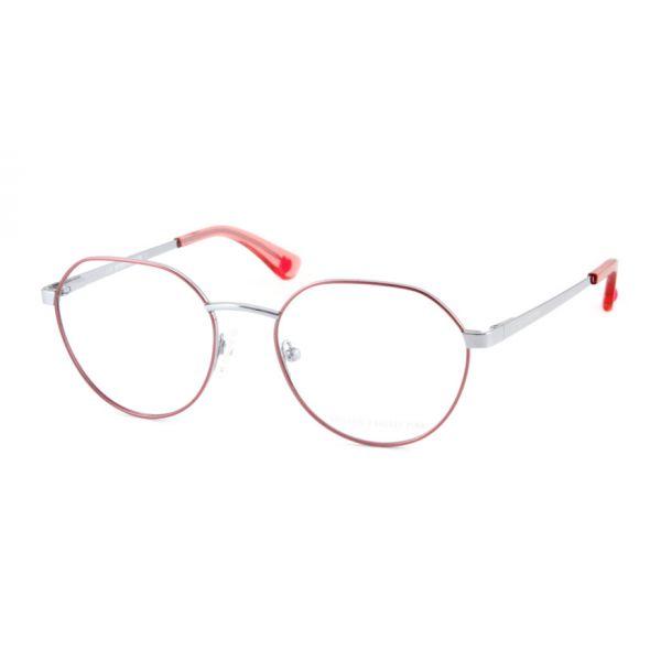 Leesbril Victoria's Secret Pink PK5002/V 072 roze zilver-1-MCR1016