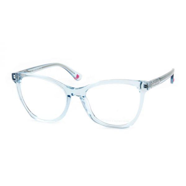Leesbril Victoria's Secret Pink VS5007/V 084 transparant blauw-1-MCR1008