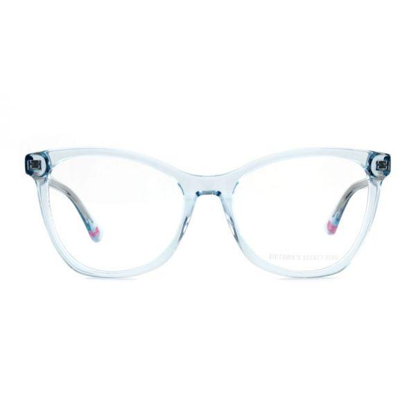 Leesbril Victoria's Secret Pink VS5007/V 084 transparant blauw-2-MCR1008