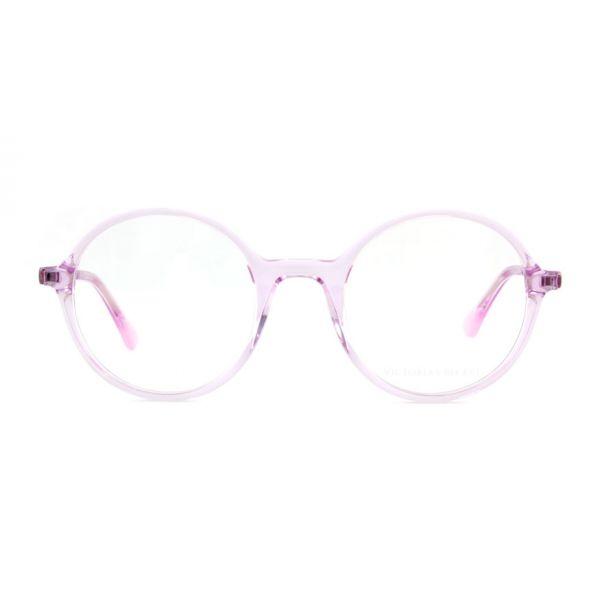 Leesbril Victoria's Secret VS5005/V 072 roze transparant-2-MCR1034