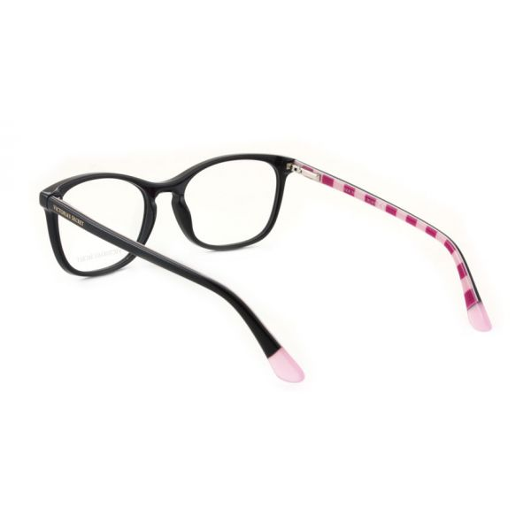 Leesbril Victoria's Secret VS5007/V 001 zwart roze streep-3-MCR1020