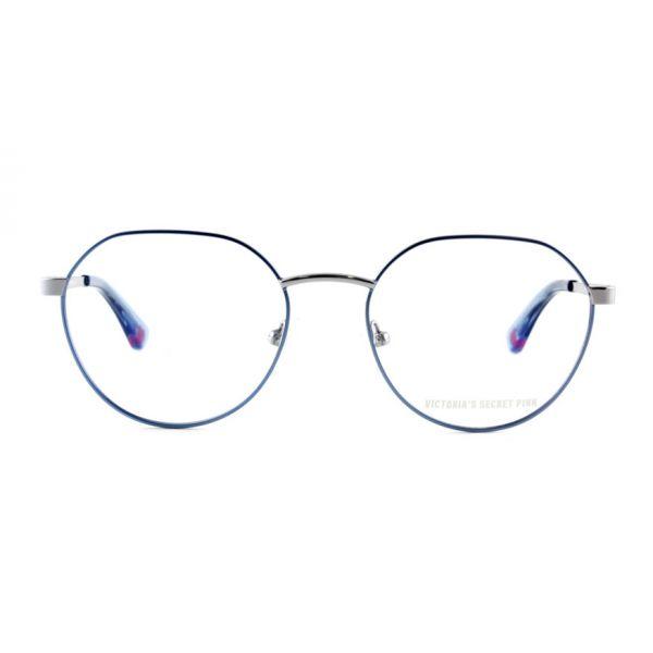 Leesbril Victoria's Secret Pink PK5002/V 090 blauw zilver -2-MCR1017