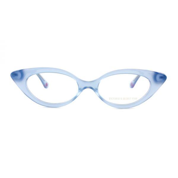 Leesbril Victoria's Secret Pink PK5004/V 090 blauw-2-MCR1042