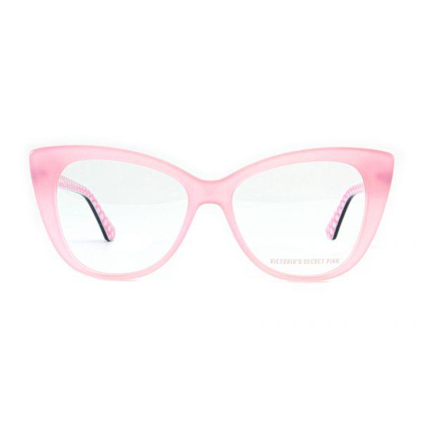 Leesbril Victoria's Secret Pink PK5005/V 072 roze zwart-2-MCR1005