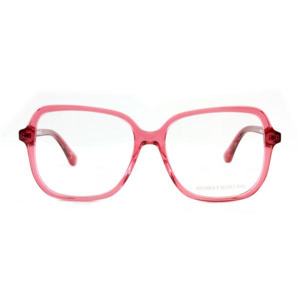 Leesbril Victoria's Secret Pink PK5008/V 066 transparant roze-2-MCR1010