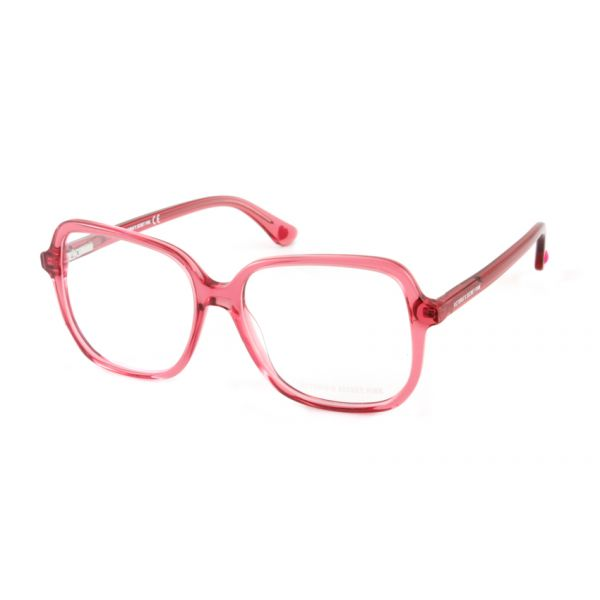 Leesbril Victoria's Secret Pink PK5008/V 066 transparant roze-1-MCR1010
