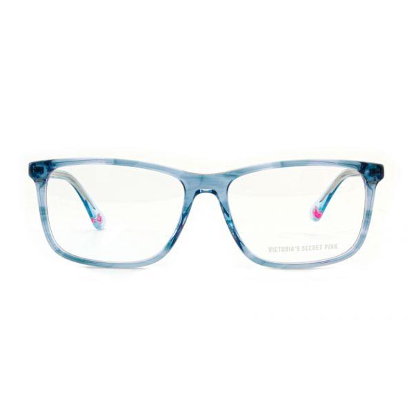 Leesbril Victoria's Secret Pink PK5009/V 056 blauw grijs transparant-2-MCR1014