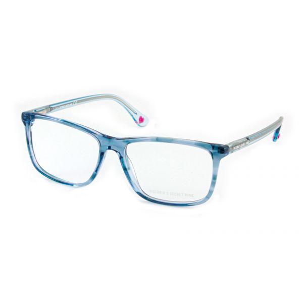 Leesbril Victoria's Secret Pink PK5009/V 056 blauw grijs transparant-1-MCR1014