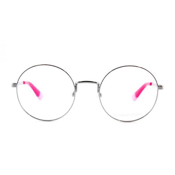 Leesbril Victoria's Secret VS5001/V 016 zilver roze-2-MCR1030