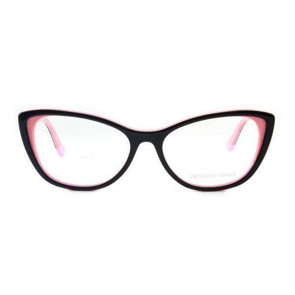 Leesbril Victoria's Secret VS5009/V 001 zwart roze-2-MCR1026