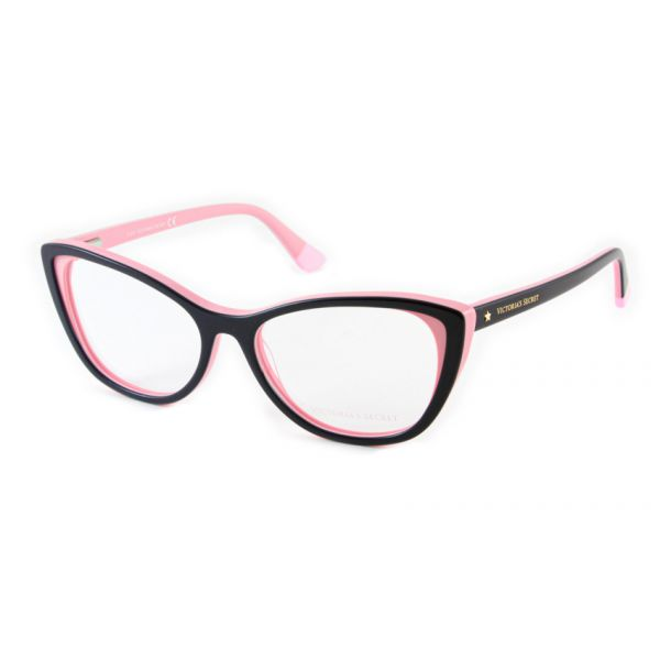 Leesbril Victoria's Secret VS5009/V 001 zwart roze-1-MCR1026