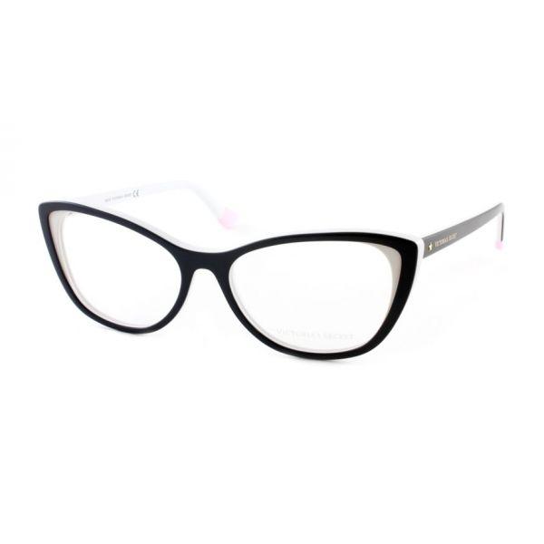 Leesbril Victoria's Secret VS5009/V 01A zwart wit-1-MCR1027