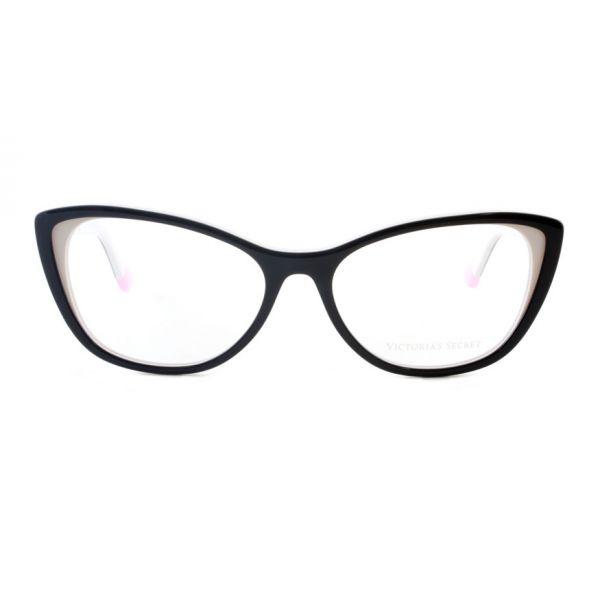 Leesbril Victoria's Secret VS5009/V 01A zwart wit-2-MCR1027