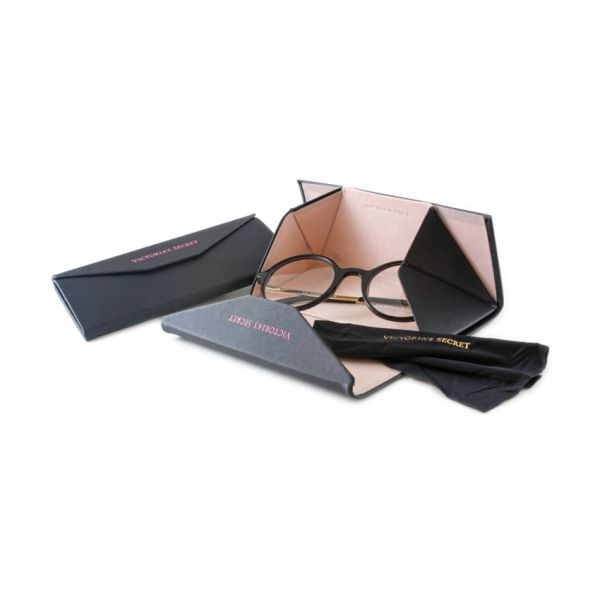 Leesbril Victoria's Secret VS5007/V 066 rood roze/rood streep -4-MCR1021