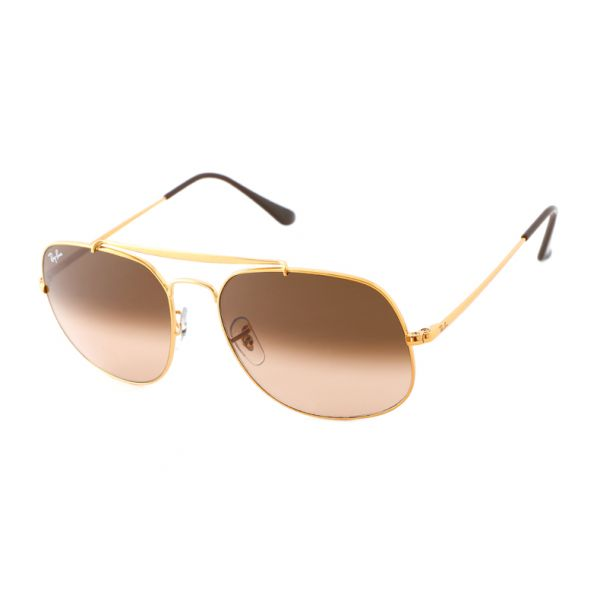 Leeszonnebril Ray-Ban The General RB3561 9001A5 57-2-LUX1136